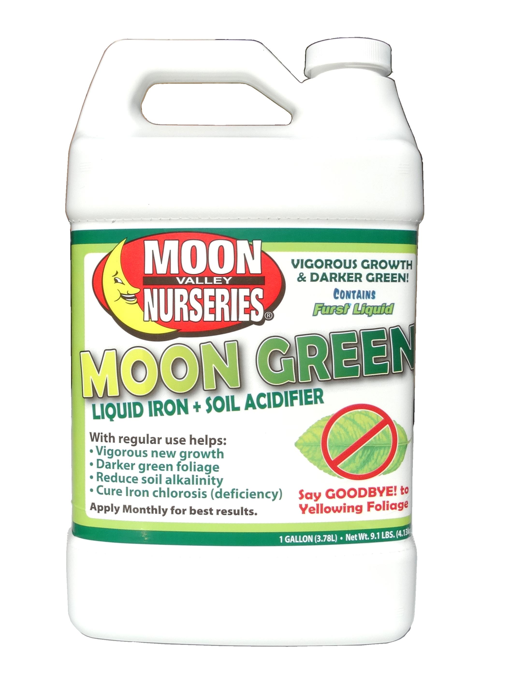 MOON GREEN CAL JUG ISO